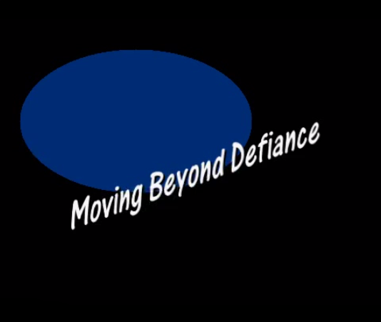 Get access to my Moving Beyond Defiance video presentation